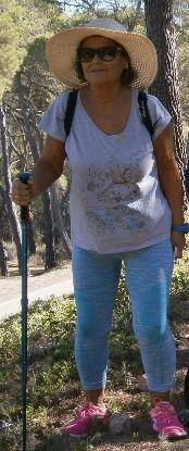 Me establecieron una dieta adaptada a mis necesidades y me hicieron mucho hincapié en el ejercicio físico y en la hidratación.